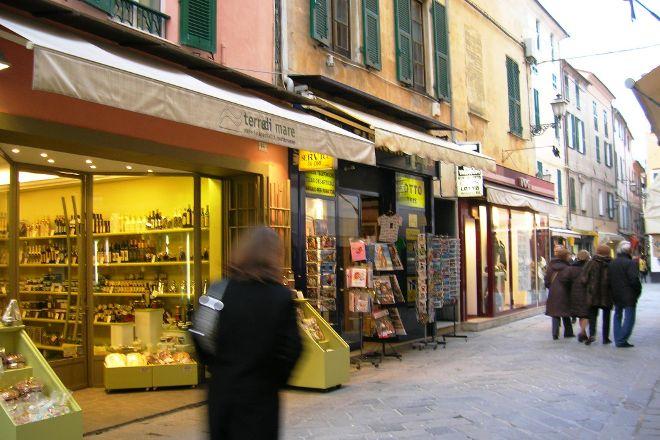 Budello di Alassio, Alassio, Italy