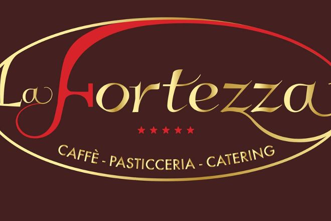 Caffe la Fortezza, Pisa, Italy