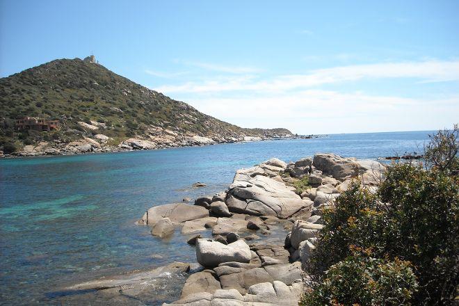 Cala Caterina Beach, Villasimius, Italy