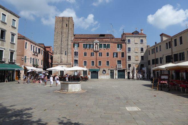 Campo Santa Margherita, Venice, Italy