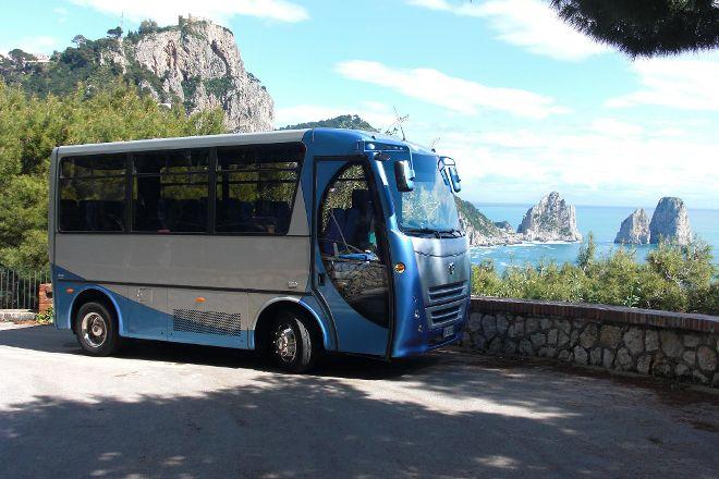 Capri Island Tour, Capri, Italy