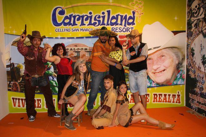 Carrisiland Resort, Cellino San Marco, Italy