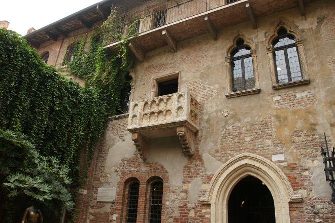 Casa di Giulietta, Verona, Italy