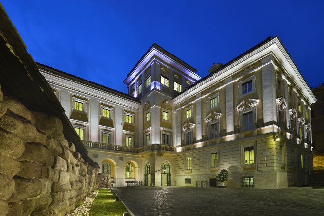 Caschera Spa at Palazzo Montemartini, Rome, Italy
