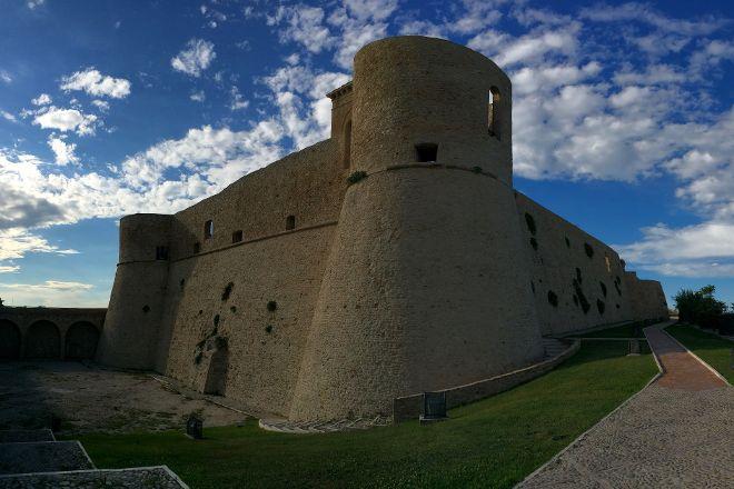 Castello Aragonese, Ortona, Italy