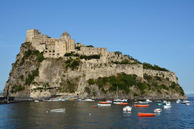 Castello Aragonese d'Ischia, Ischia, Italy