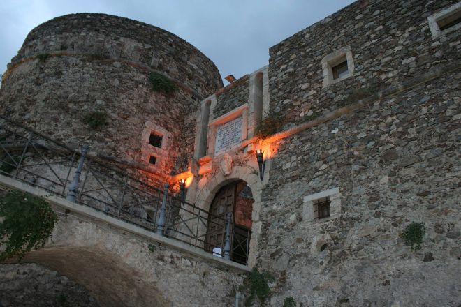 Castello Aragonese Murat, Pizzo, Italy