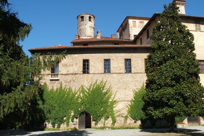 Castello della Manta, Manta, Italy