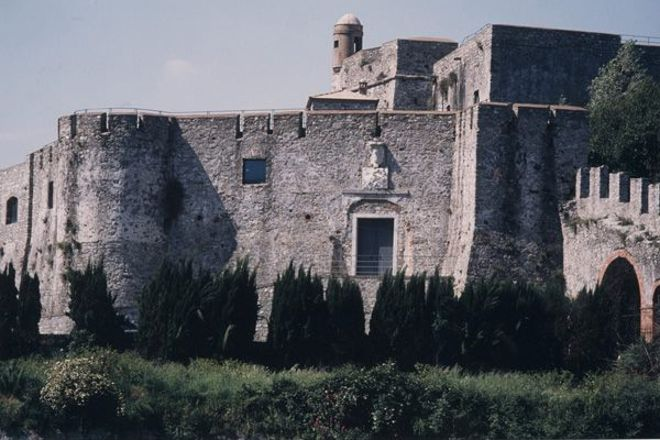 Castle of Saint Giorgio, La Spezia, Italy