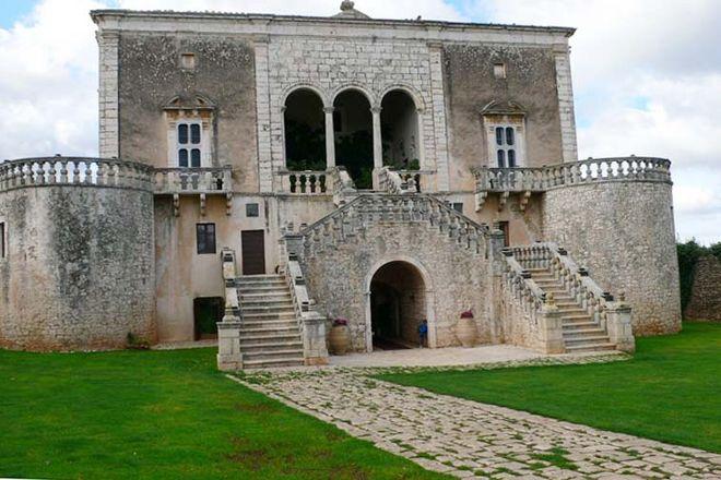 Castello Marchione, Conversano, Italy