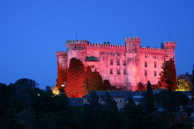 Castello Orsini-Odescalchi, Bracciano, Italy