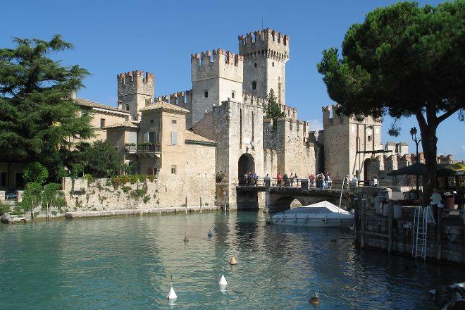 Castello Scaligero, Sirmione, Italy