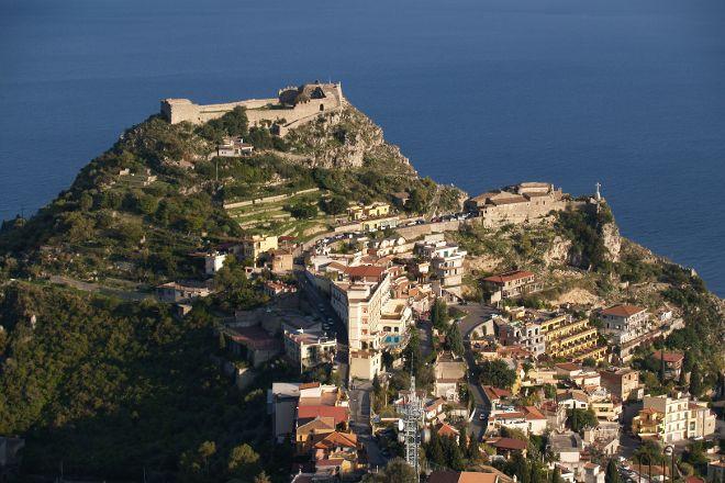 Castillo de Castelmola, Castelmola, Italy