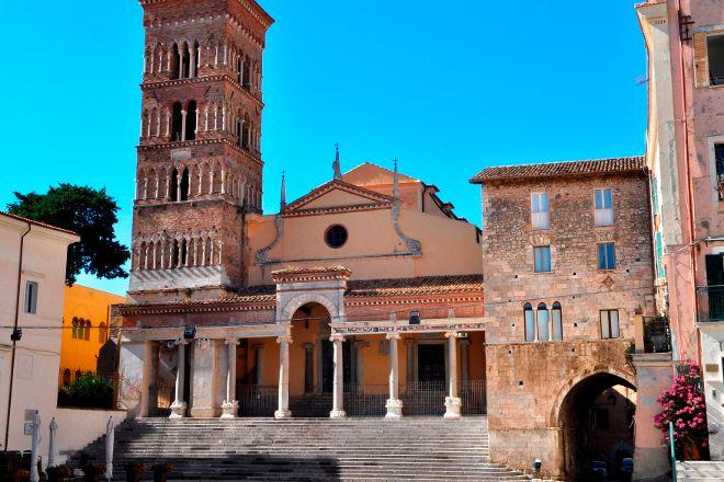 Cattedrale di Terracina, Terracina, Italy