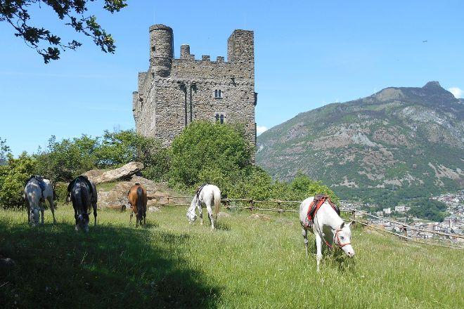 Cavallo e Natura, Saint-Vincent, Italy