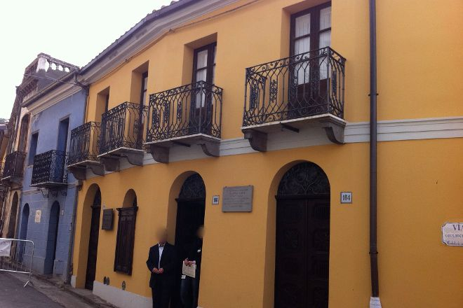 Centro storico di Seui, Seui, Italy