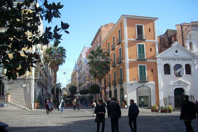 Centro Storico Salerno, Salerno, Italy