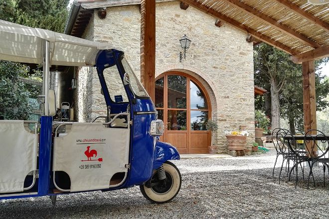 Chianti Taxi di Mogni Daniele, Panzano in Chianti, Italy