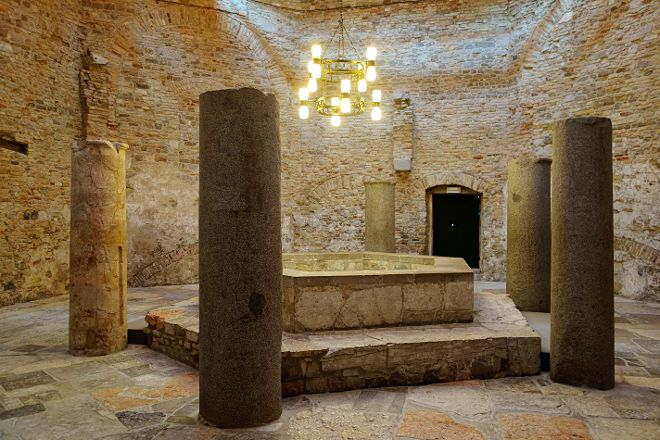 Chiesa dei Pagani, Aquileia, Italy