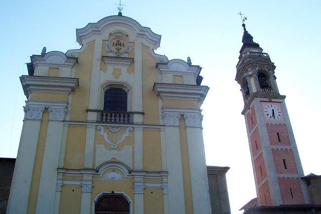 Chiesa dei S.S. Martiri, Arona, Italy