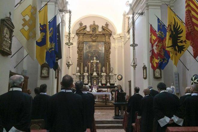Chiesa dei Santi Giovanni Battista e Carlo al Fopponino, Milan, Italy
