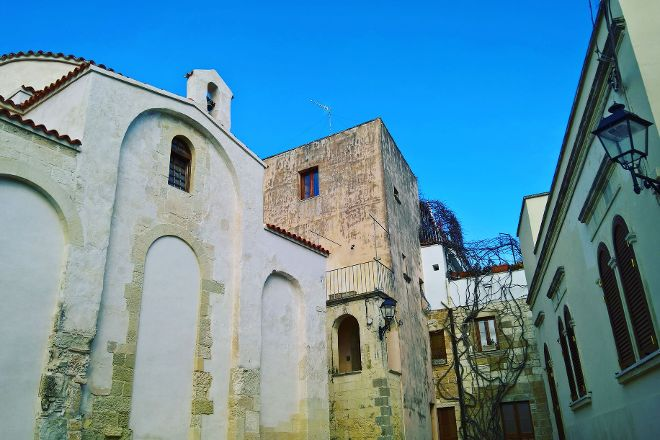 Chiesa di San Pietro, Otranto, Italy