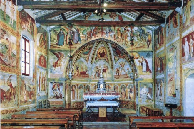 Chiesa di Sant'Andrea a Gris, Gris, Italy