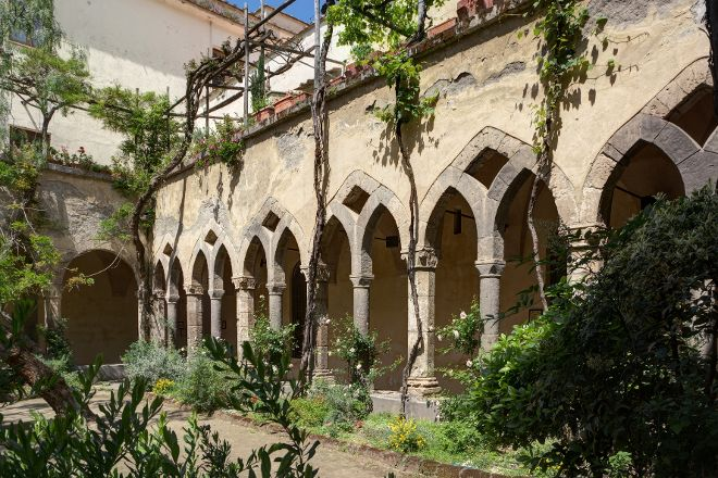 St Francis Church and Convent, Sorrento, Italy