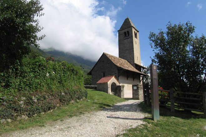 Church and Museum of St. Prokulus, Naturno, Italy