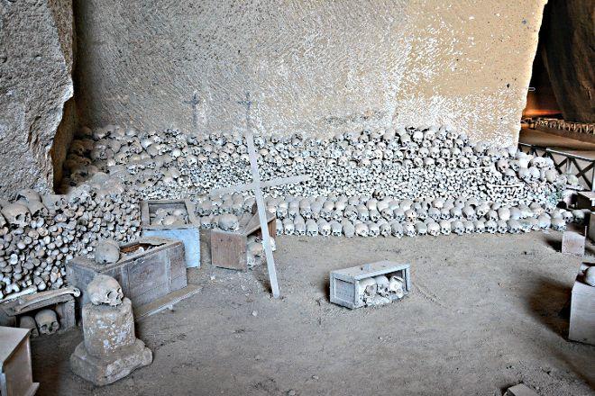 Cimitero delle Fontanelle, Naples, Italy