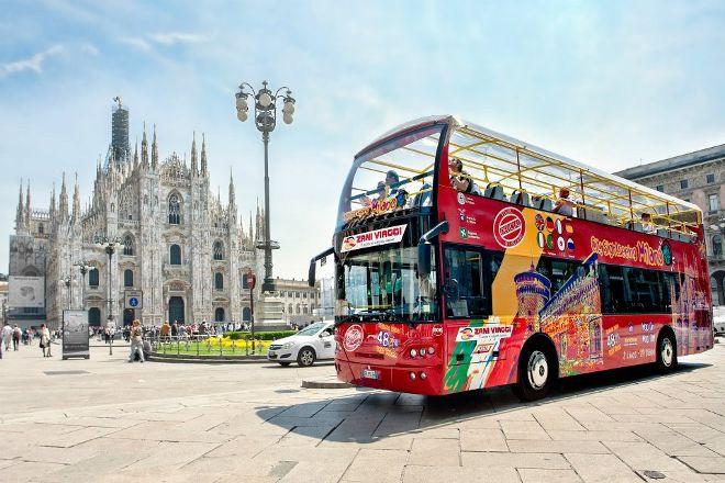 City Sightseeing Milano, Milan, Italy