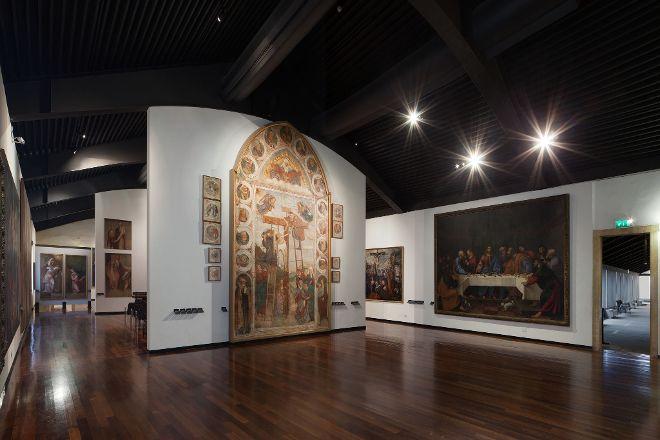 Musei Civici Agli Eremitani, Padua, Italy