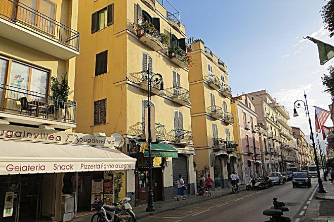 Corso Italia, Sorrento, Italy