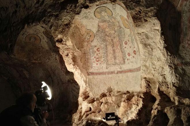 Cripta del Peccato Originale, Matera, Italy