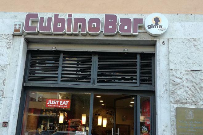 Cubino Bar, Rome, Italy