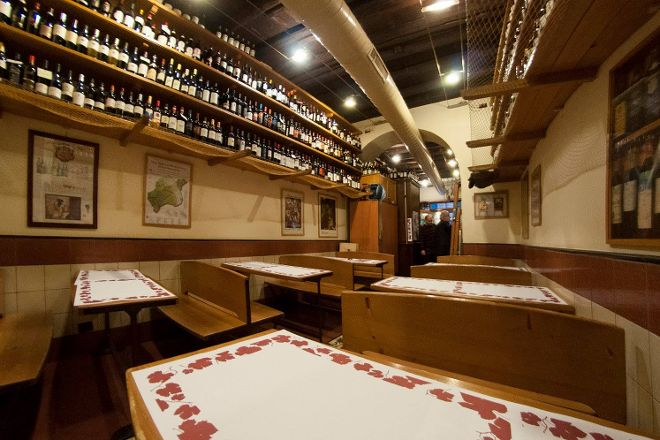 Cul de Sac Wine Bar, Rome, Italy