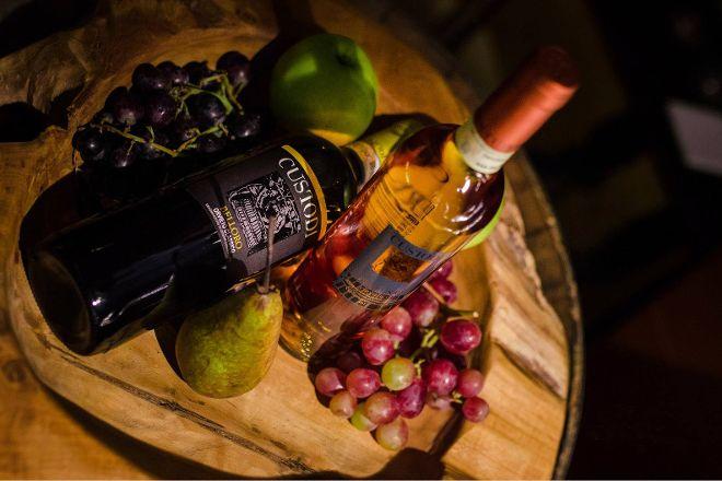 Custodi Winery, Orvieto, Italy