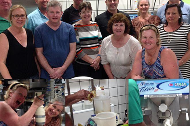 David Gelateria 'Ice cream classes', Sorrento, Italy