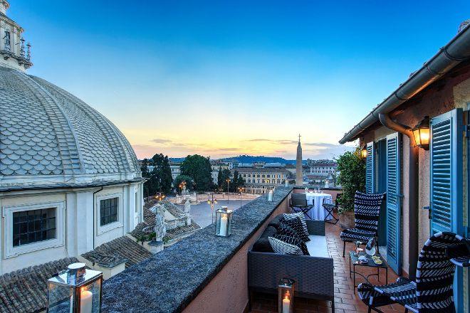 De Russie Spa at Hotel De Russie, Rome, Italy