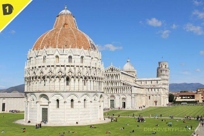DiscoveryPisa, Pisa, Italy