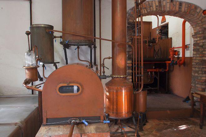 Distilleria Pagura, Zoppola, Italy