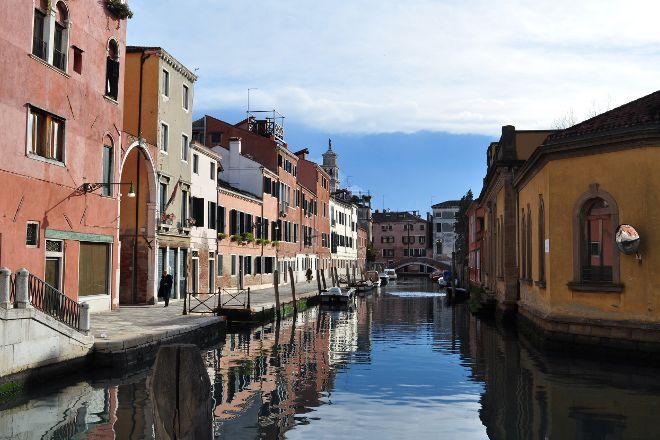 Dorsoduro, Venice, Italy