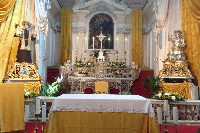 Parrocchia San Giovanni, Vietri sul Mare, Italy