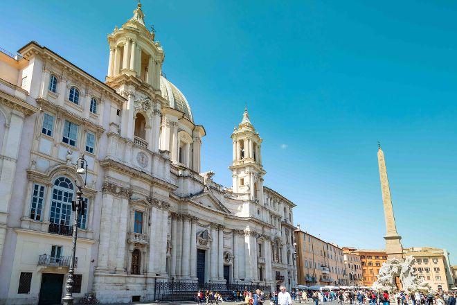 Eddie's Tours, Rome, Italy