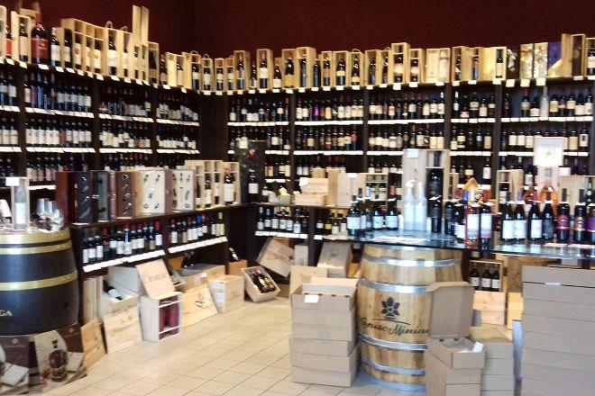 Enoteca Bianchi Bazzi, Colico, Italy