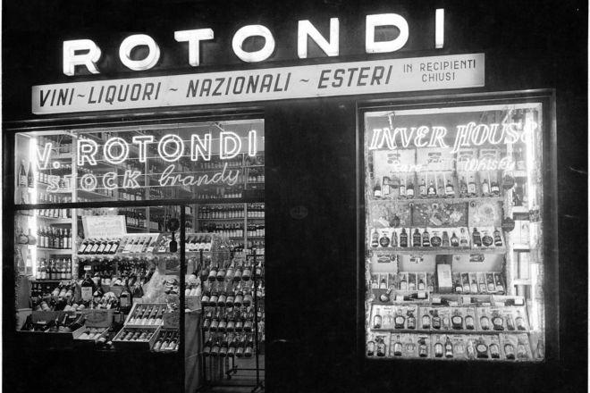 Enoteca Vinicola Rotondi, Milan, Italy