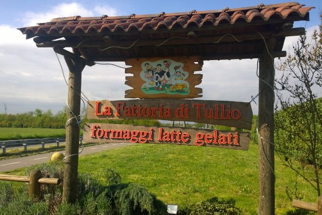 Fattoria di Tullio, Busto Garolfo, Italy
