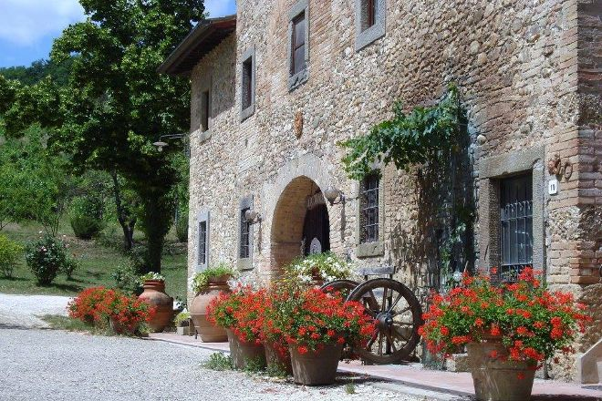 Fattoria La Tancia - LA TANCIA WINERY, Tavarnelle Val di Pesa, Italy