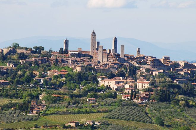 Fattoria Voltrona, San Gimignano, Italy
