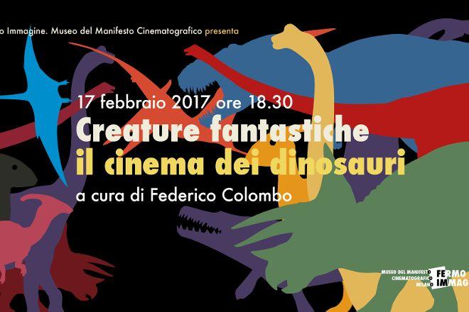 Fermo Immagine - Museo del Manifesto Cinematografico, Milan, Italy